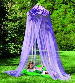 HearthSong® Secret Garden Hideaway Bed Canopy Hanging Play & HearthSong® Tents | Tentsi