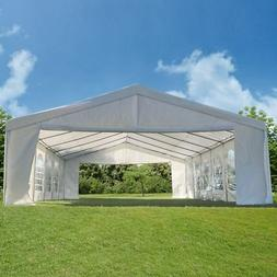 Peaktop Heavy Duty Party Tent Event Canopy Gazebo Wedding Te