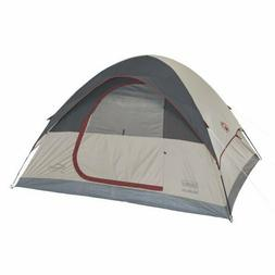 Coleman Highline 4-Person Dome Tent, 9' x 7'