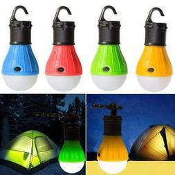 Hot Camping LED Lamp Tent Hanging Light Bulb Fishing Lantern