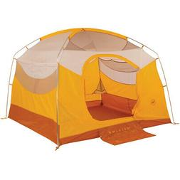 BIG AGNES Big House 4 Deluxe Tent Gold/White Yellow One Size