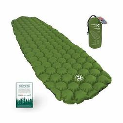 ECOTEK Outdoors Hybern8 Ultralight Inflatable Sleeping Pad f
