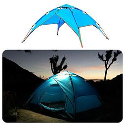 Pacific Stream Hydraulic Tent for 2-3 Person Automatic Tent