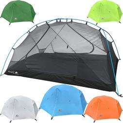 Hyke  Byke Zion 1 And 2 Person Backpacking Tents With Footpr
