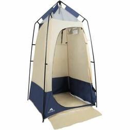 Ozark Trail Instant 1 Room Shower Utility Travel Shelter Ten