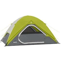Core Equipment 9' x 7' Instant Dome Tent, Sleeps 4