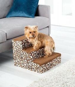Interlocking Foam Pet Steps With Hideaway - Small Dog Cat St