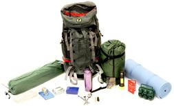 Stansport Internal Frame Pack Camping Set