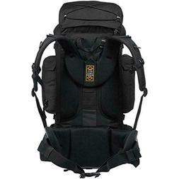 AmazonBasics Internal Frame Hiking Backpack with Rainfly, 75