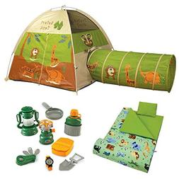 Learning Resources, Pacific Play Tents Kids Jungle Safari Te