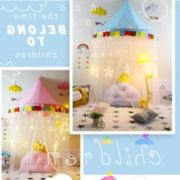 Kid Play Tent Pendant Hanging Soft Decoration Home Party Dec