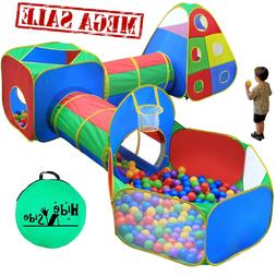 pretty nice 5eb7e 20453 Hide N Side Kids Ball Pit Play Tents ...