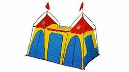 GigaTent Kids Fantasy Palace Play Tent for Indoor and Outdoo