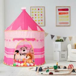 Play Tent Indoor Outdoor Easy Folding Kids Ball Pit Portable