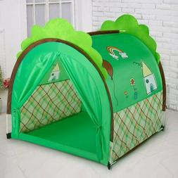 KIDS Play Tent House Girls Toys Outdoor / Indoor Princess Ca