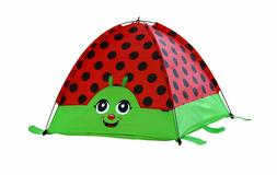 "KIDS TENT 50"" X 50"" BAXTER BEETLE POP UP PLAY TENT QUICK"