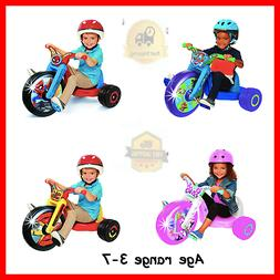 Kids Trike Bike Toy For toddler Boys Age 3 4 5 6 7 year old
