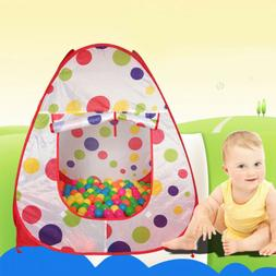 KidsIndoor Outdoor Baby Game Play Tent Children Toy Ocean Ba