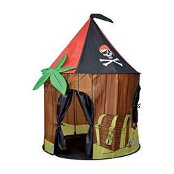 Spirit of Air Kids Kingdom Pop-up Pirate Cabin Play Tent