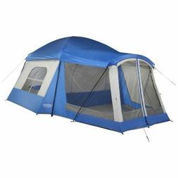 Wenzel Klondike 8 Person Tent - Blue #36424B