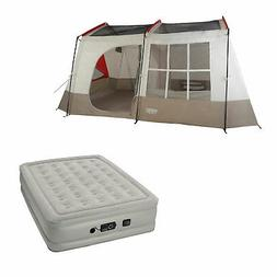 Wenzel Kodiak 9-Person Family Camping Tent w/ Insta-Bed Quee
