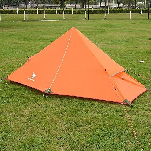 Geertop 1 3 Season Ultralight Tent Climbing