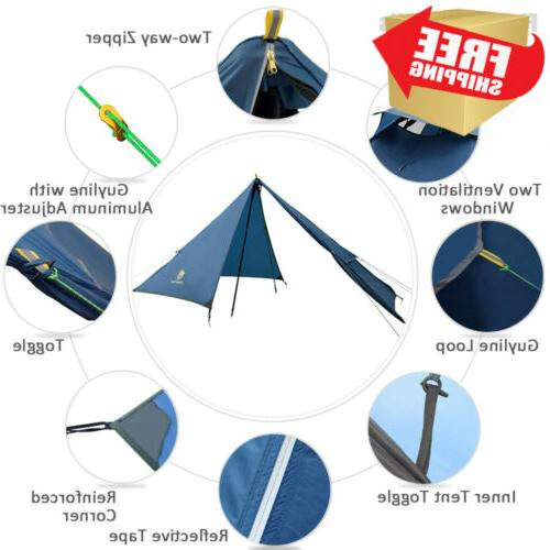 Geertop 1 Season 20D Ultralight Tent