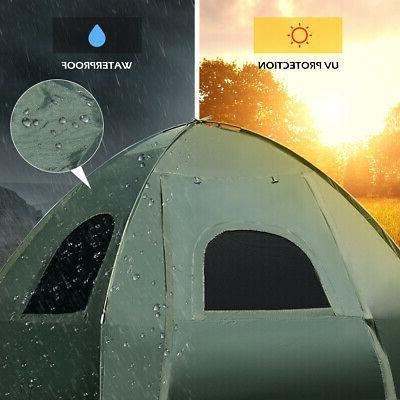 1-Person Compact Portable Tent Mattress