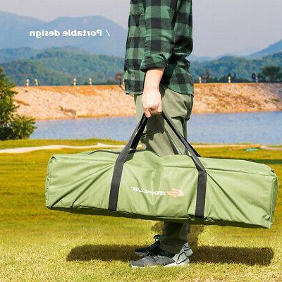 1-Person Tent w/ Air Mattress Sleeping Bag