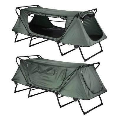 1-Person Cot Waterproof Bed Carry 330lbs