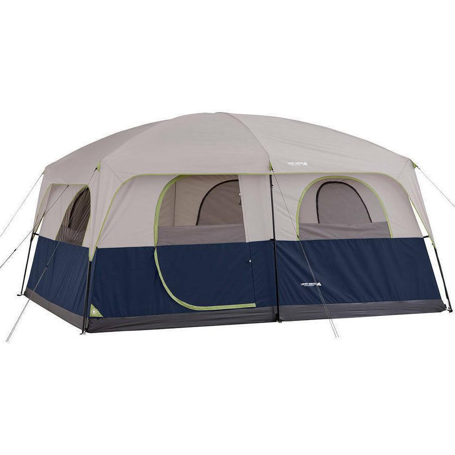 Ozark Trail 10 Person 3 Room Family Tent