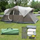 10 Person Waterproof Camping Tent Double Layer Family Outdoo