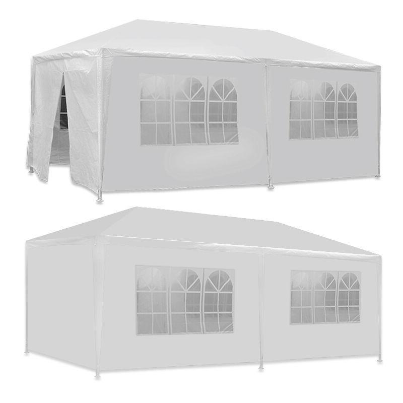10'x10'/20'/30' Party Wedding Patio Gazebo/Pop Up Tent Canop