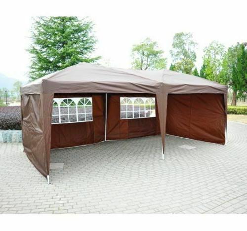 EZ POP Tent Wedding Canopy Bag 10' 20' Outdoor