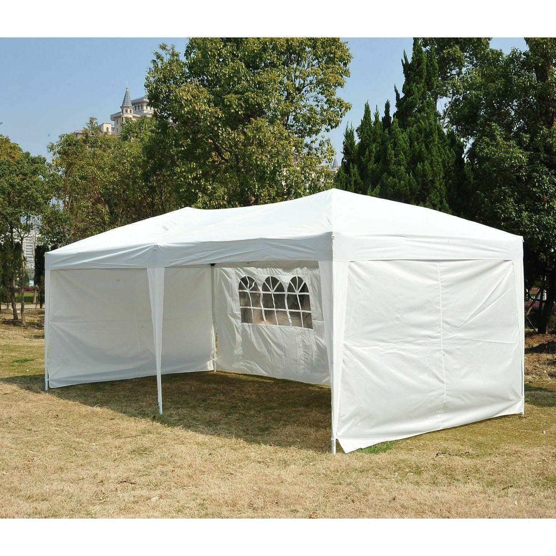 EZ POP Party Tent Wedding Bag X 20' Outdoor Patio