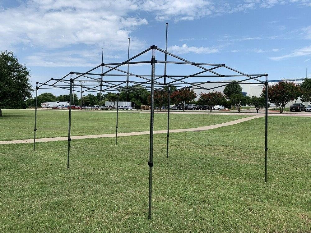 10'x20' Canopy With - D/W