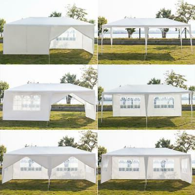 10'X 20' canopy outdoor garden gazebo wedding party tent pav