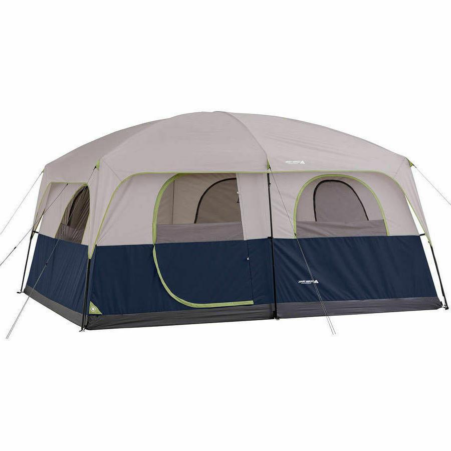 Ozark Trail 14u0027 x 10u0027 Family Cabin Tent 10 Person Outdoor Ca  sc 1 st  Ozark Trail Tents - tentsi & Ozark Trail Tents 14 Person | Tentsi