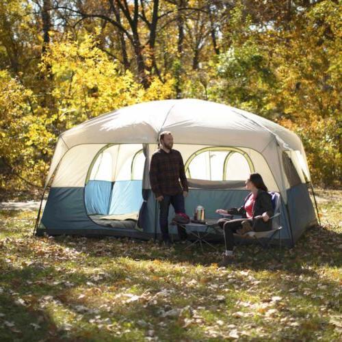 Ozark Trail 14' x10' Family Cabin Tent S