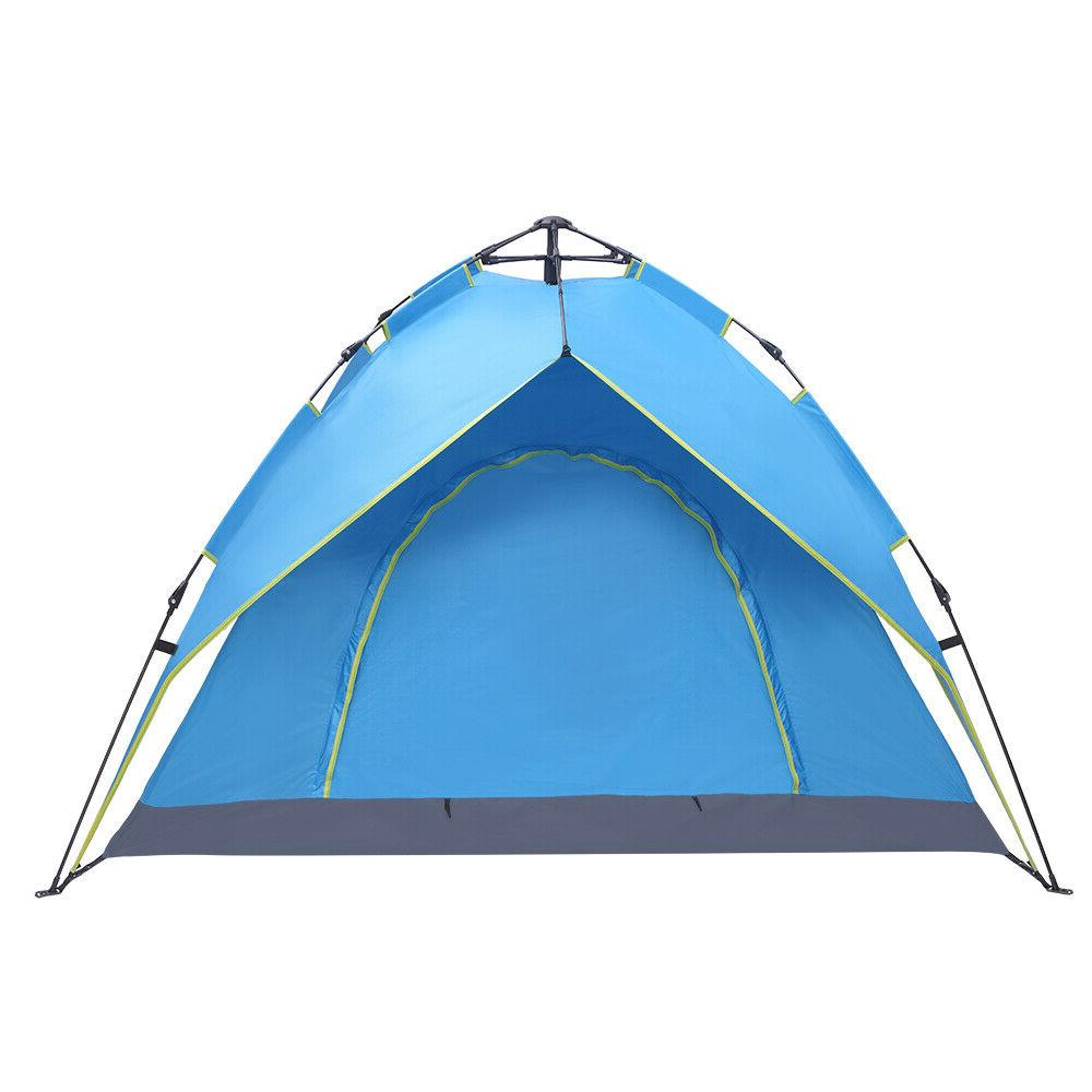 Outdoor Instant Automatic Pop Up Camping Hiking Beach Tent S