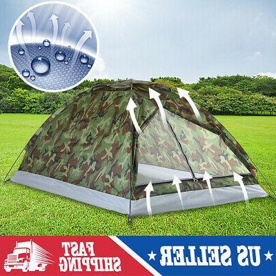 2 3 person outdoor camping waterproof 4