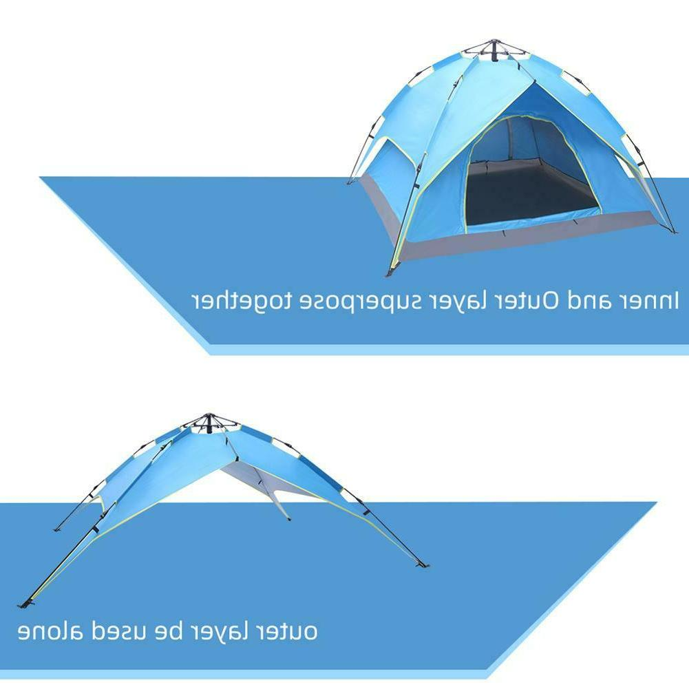 2-3 Person Pop Up Camping