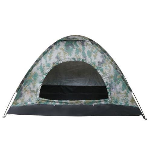 2-4 Waterproof Outdoor Camping 4 Tent