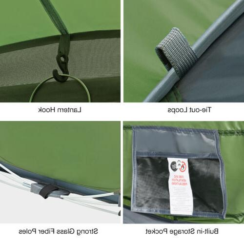 5 Up Beach Family Camping Tent Shelter
