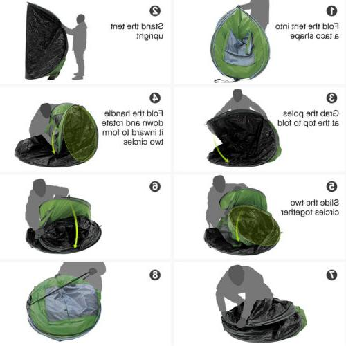 5 Up Camping Tent