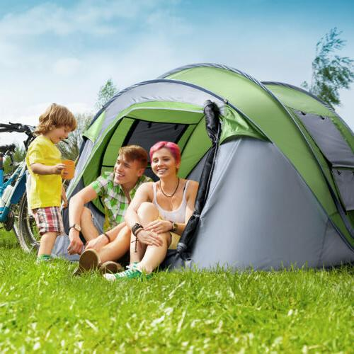 5 Up Instant Camping Tent Shelter