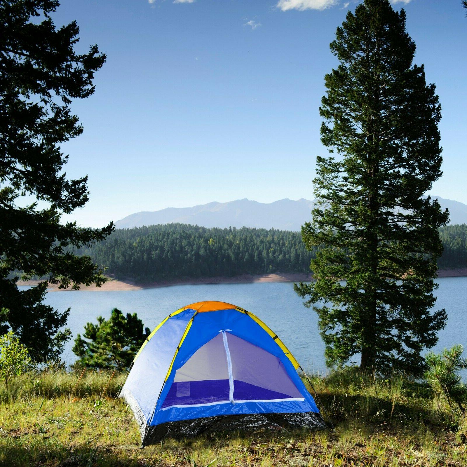 Happy Camper 2-Person Tent Camping Canopies