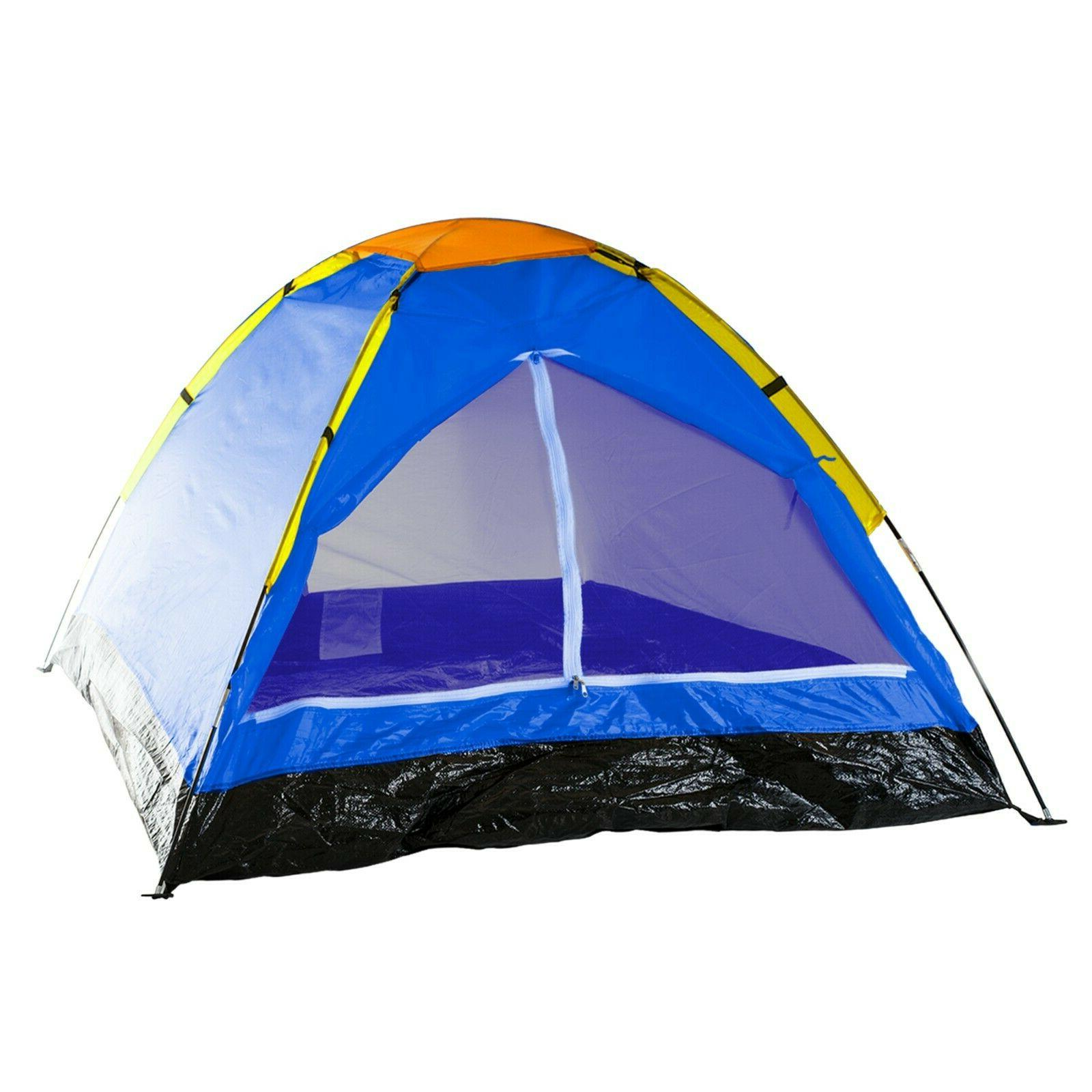 2 person dome tent camping hiking tents