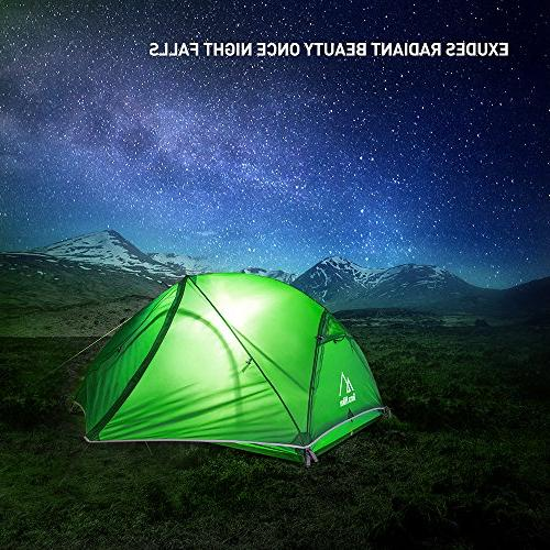 Terra 2 Tent, 4 with Fly, for