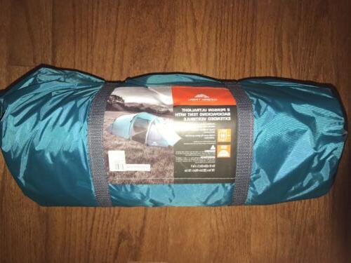 2 person vestibule lightweight backpacking